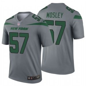 Men's C.J. Mosley #57 New York Jets Jersey